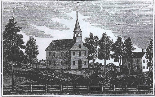 19th Century Religion in New England