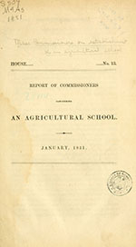 image of agricultural-school-report
